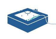 Picture of Handledning 1 - Uppstart av nytt spabad eller byte av vatten – hur gör jag?